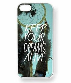 Keep your dreams alive iPhone case
