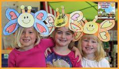 Butterfly Hat Craftivity FREEBIE!