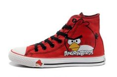 All Star Converse Angry Birds rouge Haute Tops Chuck Taylor Sneaker converse pro leather converse bambino Puma Shoes Online, Jordan Shoes Online, Cheap Jordan Shoes, Michael Jordan Shoes, Air Jordan Shoes, Sandals Online, Nike Shox Shoes, New Jordans Shoes, Slippers