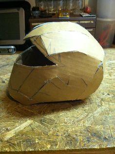 Power Rangers Helmet, Power Ranger Birthday, Halloween Stuff, Superhero, Fall, Diy, Costumes, Hard Hats, Autumn