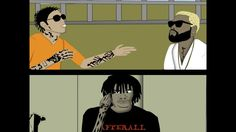 Watch this another episode of this dancehall cartoon with Vybz Kartel & Demarco Miracle | Alkaline 12pm. [Jamaican Cartoon]