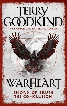 Warheart by Terry Goodkind | The 32 Best Fantasy Books Of 2015
