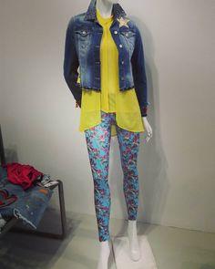 #jacketjeans #leggings #shirt #newcollection #newlook #womensfashionblogger #womensfashion by rossodiserafashion