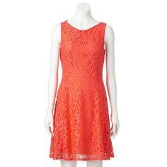 Apt 9 red dress minnie