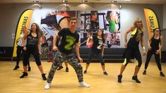 ZUMBA WARM UP/SECOND SONG ♚ Imany – Don't be so shy