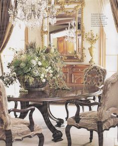 Fancy French Country Dining Room Decor Ideas (29)
