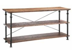 Shop For Stein World Poplar Estates Sofa Table, 57251, And Other Living  Room Console