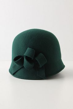 Verdant Fields Cloche #anthropologie