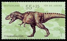 Tyrannosaurus in popular culture - Wikipedia, the free encyclopedia