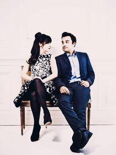 Jess and Nick.