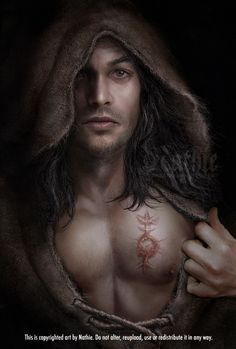 1247 by nathie.deviantart.com He has scars... because sometimes the healing does not depend on how strong you are, but how deep the wound is,,,