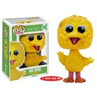 Funko POP! Vinyl Jumbo Seasame Street Big Bird