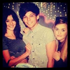 Eleanor calder, Louis Tomlinson & lottie Tomlinson