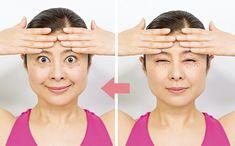 まぶたのたるみ、クマ、腫れまぶたetc. 顔ヨガで目もとの悩みをなくす!|Marisol ONLINE|女っぷり上々!40代をもっとキレイに。