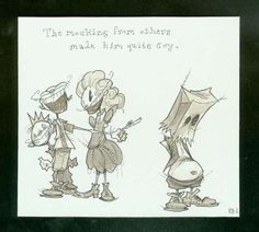 gris grimly | The Art of Gris Grimly / zbduckboy002.jpg