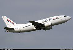 Boeing 737-5L9 SX-BHR 29234 Paris Roissy - Charles de Gaulle - LFPG