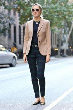 15 cute ways to wear a blazer this fall, for the office, weekend, and beyond