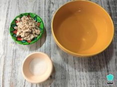 PAN AMASADO - ¡Receta chilena fácil! Dog Bowls, Tableware, Kitchen, Homemade Food, Bread Recipes, Afternoon Snacks, Meals, Health And Nutrition, Dinnerware