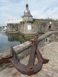 Concarneau  Bretagne france  http://www.pinterest.com/adisavoiaditrev/