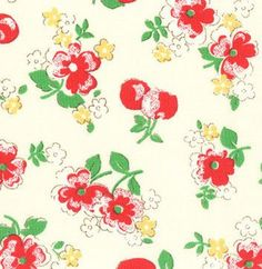 Cherries in White and Red