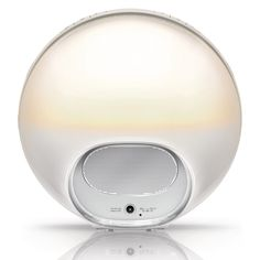 Philips Wake-Up Light With Colored Sunrise Simulation for Natural Waking - The Green Head