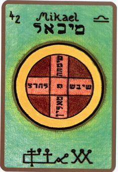 MIKAEL,L'organisateur Est votre ange gardien si vous êtes né entre le 19 et le 23 octobre Nom divin: Biud Il est le 42eme ange et le 2eme appartenant au 6eme chœur «Le chœur des Vertus Célestes…