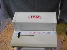 We specialize in manufacturing Light Spiral Binding Machine – JDM that is easy to install and can be easily shifted from one place to another. These are designed using superior quality raw material and are available in various sizes & dimensions.  http://www.laminationmachine.in/spiral-binder-machine.html#spiral-binding-machine