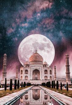 Indian Photoshoot, Agra, Mosque, Google Images, Hd Wallpaper, Muslim, Taj Mahal, History, Night