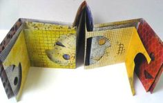 patternprints journal: PATTERNS AND TEXTURES IN ARTIST-BOOKS BY ELEONORA CUMER