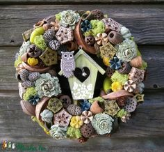 Spring Decorations, Wreaths, Winter, Winter Time, Door Wreaths, Deco Mesh Wreaths, Floral Arrangements, Garlands, Floral Wreath