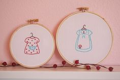 Dresses Embroidery Patterns