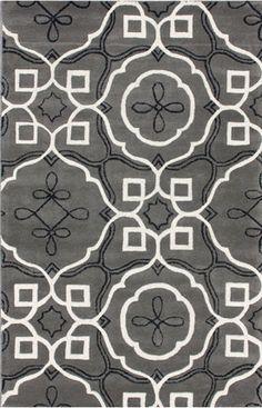 Rugs USA Satara Moroccan Inspire Grey Rug