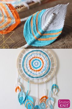 Diy Crafts Love, Diy Home Crafts, Diy Crafts Videos, Diy Crafts To Sell, Diy Videos, Crafts With Yarn, Sell Diy, Creative Crafts, Diy Home Decor Easy
