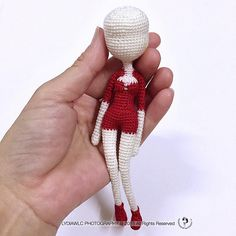 ⓛⓨⓓⓘⓐⓦⓛⓒ @lydiawlc - WIP~ a crochet doll with ...Yooying