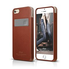 iPhone 6 Case, elago S6 Genuine Leather Pocket Case for the iPhone 6 (4.7inch) – eco friendly Retail Packaging – [Limited Edition] http://www.newlimitededition.com/iphone-6-case-elago-s6-genuine-leather-pocket-case-for-the-iphone-6-4-7inch-eco-friendly-retail-packaging-limited-edition/ Elegant, handmade leather construction case perfectly fits the iPhone 6. Elegant, handmade leather construction case perfectly fits the iPhone 6. Convenient card storage allows for a credit card or ide..