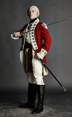 Major Hewlett is more handsome without the wig....<<<wrong British Army Uniform, British Uniforms, British Soldier, British Marine, American Revolutionary War, American War, Military Inspired Fashion, Civil War Photos, Female Soldier