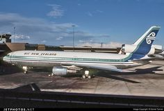 Photo: ZK-NZP (CN: 46910) McDonnell Douglas DC-10-30 by Daniel Tanner Photoid:8131557 - JetPhotos.Net