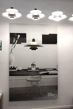 Louis poulsen - Modelo PH 5 & PH 50 - Diseñado por Poul Henningsen
