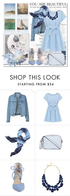 """""""You are..."""" by hancicaf ❤ liked on Polyvore featuring Prada, Polaroid, Tory Burch, Kristin Cavallari and Kate Spade"""