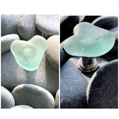 Excited to share this item from my #etsy shop: Geniune sea glass heart knob, sea glass pulls, nautical knobs, sea glass heart, beach decor, nautical kitchen, cabinet knobs, drawer pulls Sea Glass Decor, Sea Glass Art, Sea Glass Necklace, Sea Glass Jewelry, Nautical Kitchen, Glass Knobs, Beach Stones, Pretty Lights, Cabinet Knobs