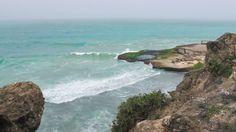 The coast around Salalah, #Oman