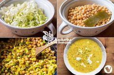 CIZRNOVÁ POLÉVKA S PÓRKEM | Kuchařka ze Svatojánu | Bloglovin' Vegetables, Cooking, Ethnic Recipes, Soups, Bulgur, Kitchen, Vegetable Recipes, Soup, Brewing