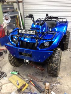 Yamaha grizzly 350 atv pinterest 4x4 04 yamaha 660 grizzly after sciox Image collections