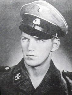 SS-Panzergrenadier Arne Johansson, died March 1, 1945, was a Swedish volunteer in the Waffen-SS.