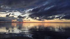 Sapelo sunset