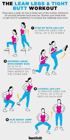 Fitness-Workout-Legs-Butt-Lunge-Squat-Rozaap