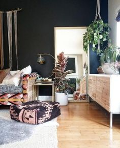 6 Bohemian living rooms that will make you dream