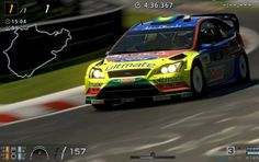 TheMunSession - Motorsport Music Gaming: Ford Focus RS WRC +SETUP Circuito Nordschleife Nur...