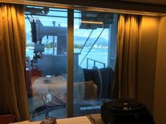 View from Room on Cruise