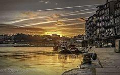Ribeira do Douro (Porto) by OnRock Photography on YouPic Sunset, Photography, Porto, Photograph, Fotografie, Photoshoot, Sunsets, The Sunset, Fotografia